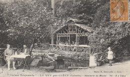 Le Vey Par Clecy Hotellerie Du Moulin Chalet Rustique (LOT AE21) - Restaurants