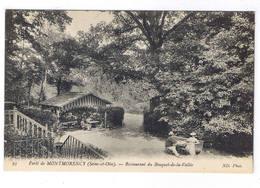 MONTMORENCY  LA FORET RESTAURANT DU BOUQUET DE LA VALLEE - Montmorency