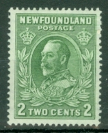 Newfoundland: 1932/38   Pictorial  SG223     2c      MH - Newfoundland
