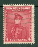 Newfoundland: 1932/38   Pictorial  SG224     4c      Used - Newfoundland