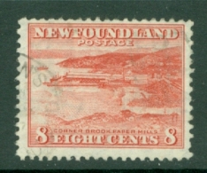 Newfoundland: 1932/38   Pictorial  SG227     8c      Used - Newfoundland