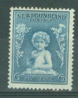 Newfoundland: 1932   Pictorial  SG214     6c      MH - Newfoundland