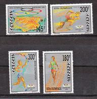 Sénégal  989 992 JO Barcelone  Neuf ** TB MNH Sin Charnela - Sénégal (1960-...)