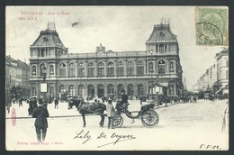 +++ CPA - BRUSSEL - BRUXELLES - Gare Du Nord - Albert Sugg Série 25 N° 1  // - Bossen, Parken, Tuinen
