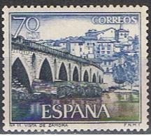 ESPAÑA E 148 // YVERT 1277 // EDIFIL  1646 // PONT ROMAIN // 1964 .. NEUF - 1931-Aujourd'hui: II. République - ....Juan Carlos I