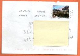 MAURY N° 1016 TVP   ILE DE FRANCE   Lettre Entière  N° PP 94 - Marcophilie (Lettres)