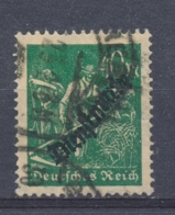 Duitse Rijk/German Empire/Empire Allemand/Deutsche Reich 1923 Mi: DM 77 Yt: TS 50 (Gebr/used/obl/o)(4142) - Service