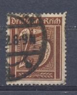 Duitse Rijk/German Empire/Empire Allemand/Deutsche Reich 1921 Mi: 180 Yt: 163 (Gebr/used/obl/o)(4144) - Duitsland