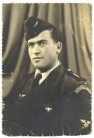Photo Soldat , Aviateur , Afrique Du Nord ( Photographe, Oran ) ( état ) - Guerre, Militaire