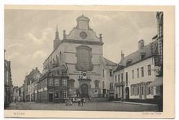CPA PK  WAVRE  HOTEL DE VILLE - Belgique