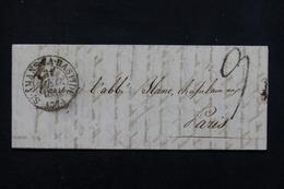 FRANCE - Lettre De Saint Amand La Bastide Pour Paris En 1841 - L 22629 - 1801-1848: Precursors XIX