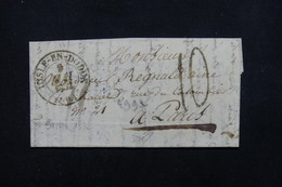 FRANCE - Lettre De L'Isle-en-Dodon Pour Paris En 1832 - L 22630 - 1801-1848: Precursors XIX