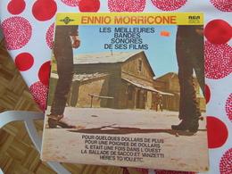 Ennio Morricone- Les Meilleures Bandes Sonores De Ses Films - World Music