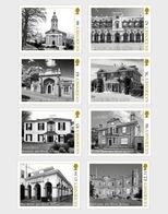 H01 Guernsey 2019  John Wilson Guernsey's Architect MNH Postfrisch - Guernsey