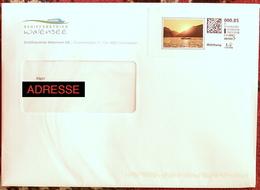Schweiz Suisse 2019:: WALENSEE-SCHIFFAHRT (Schiffsbetrieb Walensee) Mit Passender Web-Stamp Auf GROSS-Brief Im Format C6 - Maritime