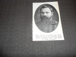 """Origineel Knipsel ( 2427 ) Uit Tijdschrift """" Ons Volk """"  1936  :   Pamel - Vieux Papiers"""