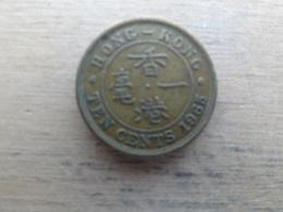 Hong-kong  10 Cents  1965  Km 28.1 - Hong Kong