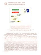 Italia 1982 BOLLETTINO ILLUSTRATIVO N. 05 AEROGRAMMA:AVIAZIONE LEGGERA DELL'ESERCITO. - 6. 1946-.. Republic