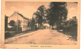 EGHEZéE  Route De Namur. - Eghezée