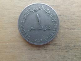 Emirats Arabes Unis  1 Dirham   1973  Km 6.1 - United Arab Emirates