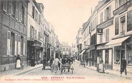 51    .    N° 202294      .       EPERNAY      .          RUE DE CHALONS - Epernay