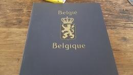 LOT 440523 TIMBRE DAVO LUXE POUR TIMBRE DE BELGIQUE VIDE POUR ANNEE 1978 A 1986 PORT.A 15 EUROS - Timbres