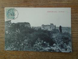 Montluel , Les Ruines - Montluel