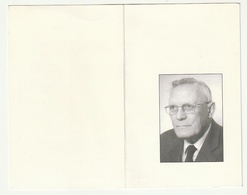 Pater Harrie YZEREEF Borne 1928 Sevenum Gijzegem Missionaris Suriname Namibië Hhaksbergen Didam Oosterhout Bemmel 2000 - Images Religieuses