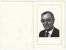 Doodsprentje Antoon LIETAERT Vanaerde Moorslede 1926 Priester Brugge Torhout Wijnendale Bissegem Oostende Lingenau 1989 - Images Religieuses