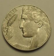 1920 - Italie - Italy - 20 CENTESIMI, (R), VITTORIO EMANUELE III, KM 44 - 1861-1946 : Royaume
