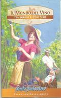 Enologia, Il Mondo Del Vino Tra Sorrisi E Cose Serie, Frate Indovino, 2012, 30 Pp. - Livres, BD, Revues