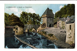 CPA - Carte Postale -Luxembourg - L' Alzette Au  Pfaffenthal -VM546 - Luxembourg - Ville