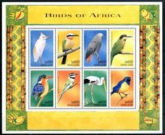 SIERRA LEONE 1999** - Uccelli / Birds -  Block Di 8 Val. MNH, Come Da Scansione. - Uccelli