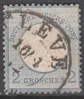 Deutsches Reich    .     Michel       .    5    .       O        .      Gebraucht - Deutschland