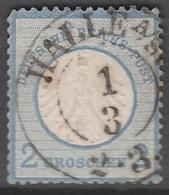 Deutsches Reich    .     Michel       .    5    .       O        .      Gebraucht - Oblitérés