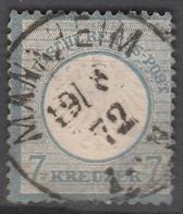 Deutsches Reich    .     Michel       .    10      .       O        .      Gebraucht - Deutschland