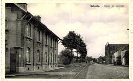 EGHEZéE   Route De Louvain. - Eghezée