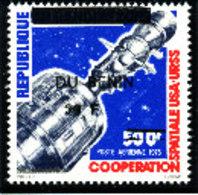 Bénin 1993  ( Coopération USA-URSS Spaciale - 20F/500F)  ** Luxe  TRES RARE - Benin – Dahomey (1960-...)