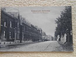 Cpa Welkenraedt Herbesthal Rue Mitoyenne - Welkenraedt