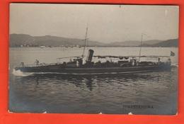 Torpediniera Regia Marina Italiana Navi Da Guerra Navires Schips Schiffe - Guerra