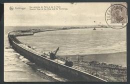 +++ CPA - ZEEBRUGGE - Vue Générale Du Môle Et De La Rade - 1920  // - Zeebrugge