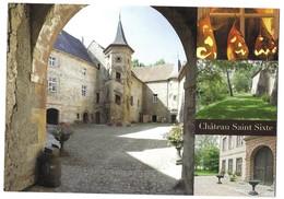 Chateau Saint Sixte . Freistroff . Neuve . - Autres Communes