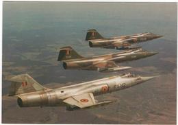 Lockheed F-104g Starfighter & Lockheed Tf-104g - 1946-....: Ere Moderne