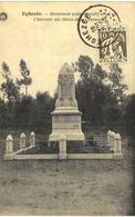 EGHEZéE  Monument Commemoratif érigé En L' Honneur Des Héros De La Commune. - Eghezée