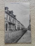 Cpa Renaix Ronse Rue Du Tremble 1921 - Ronse