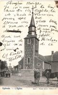 EGHEZéE  L' église. - Eghezée
