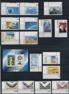 2000 Cipro Del Nord, Annata Completa, Tutte Serie Complete Nuove (**) - Cipro (Turchia)