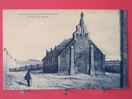 44 - St Nazaire ? - Ancienne Chapelle De N. D. De L'Espérance - Peinture De L. Singier - Scans Recto Verso - Non Classés