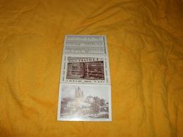PETIT CALENDRIER DE 1968.../ ROBERT FRAIOLI HORLOGERIE BIJOUTERIE PARIS XIVe.. - Calendars