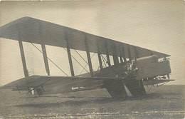 Themes Div-ref AA82- Carte Photo - Photo Postcard - Aviation - Avions - Avion  - - Avions